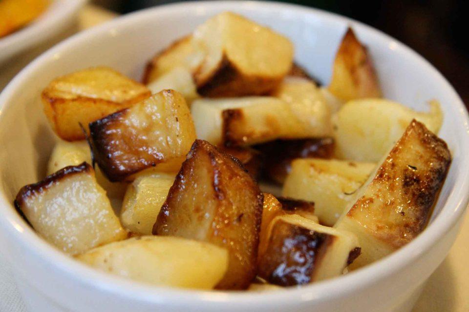 Dal Giova patate al forno