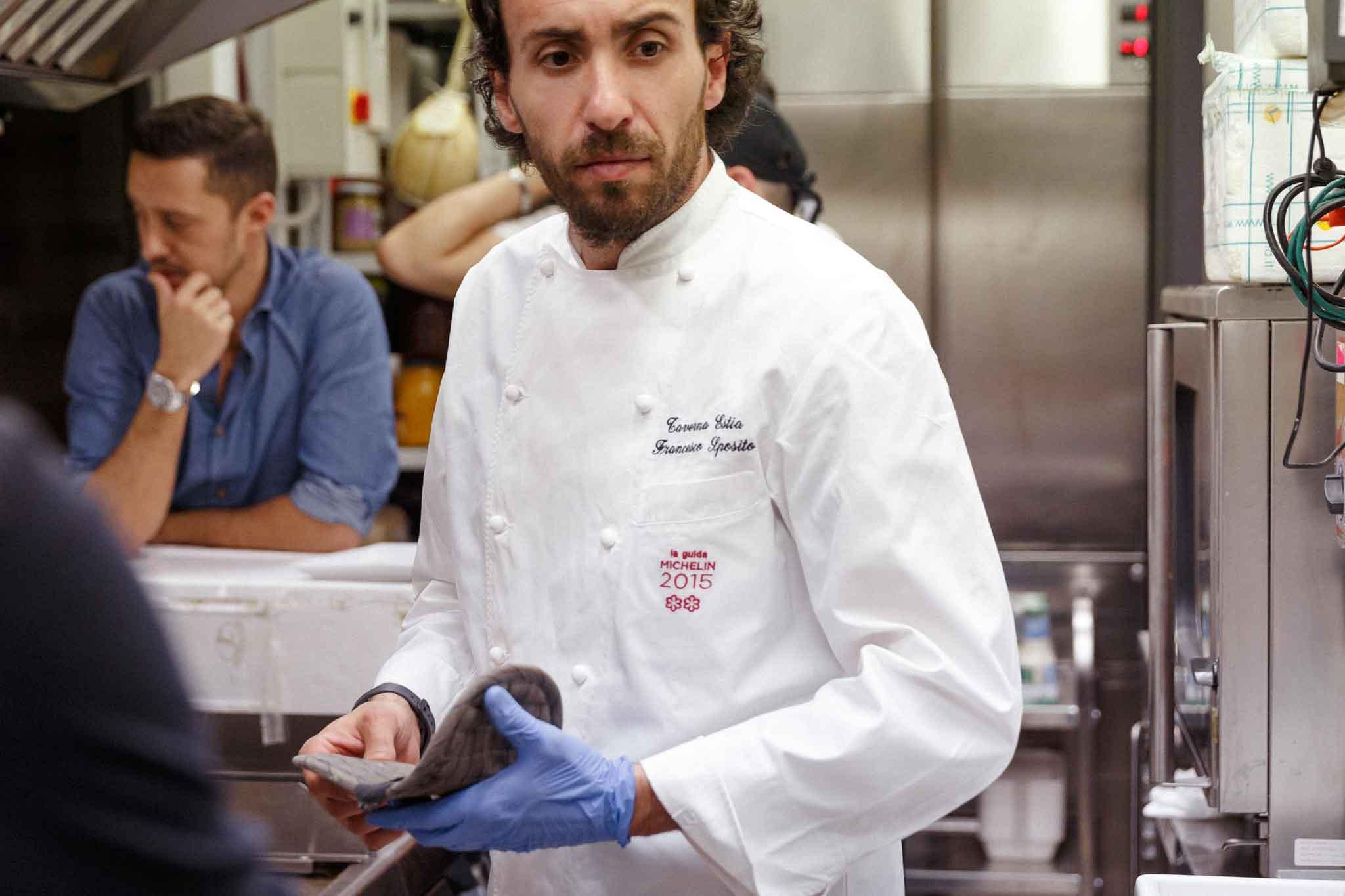 Francesco Sposito chef