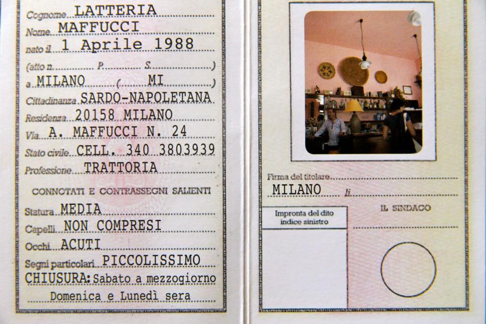 Latteria Maffucci
