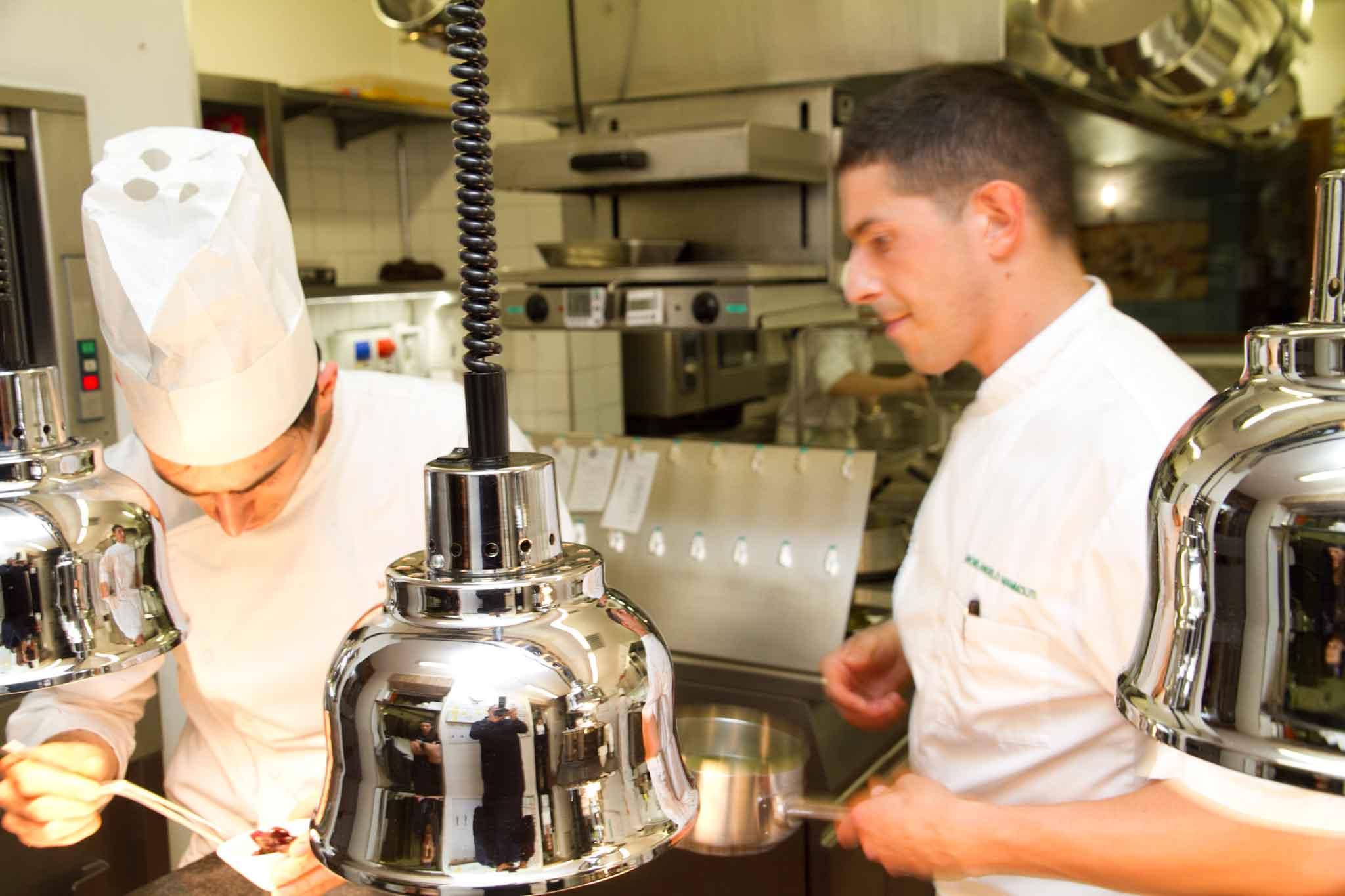 Mammoliti in cucina