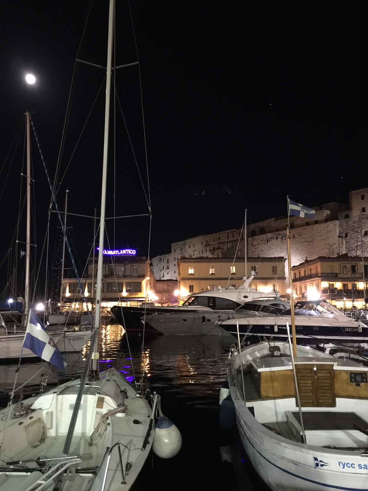 Napoli borgo marinaro