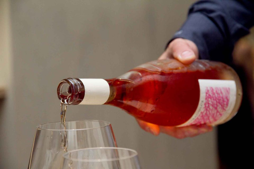 Pietradolce rosato Etna
