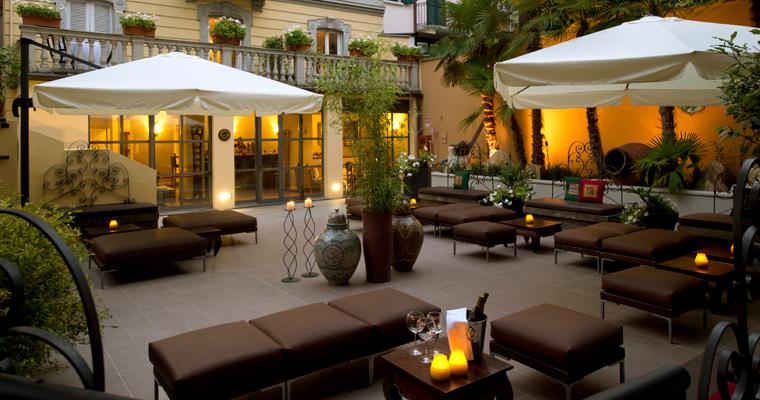 TownHouse 31 Milano terrazza