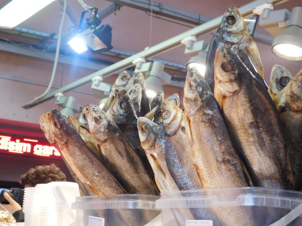 aringhe mercato riga lettonia