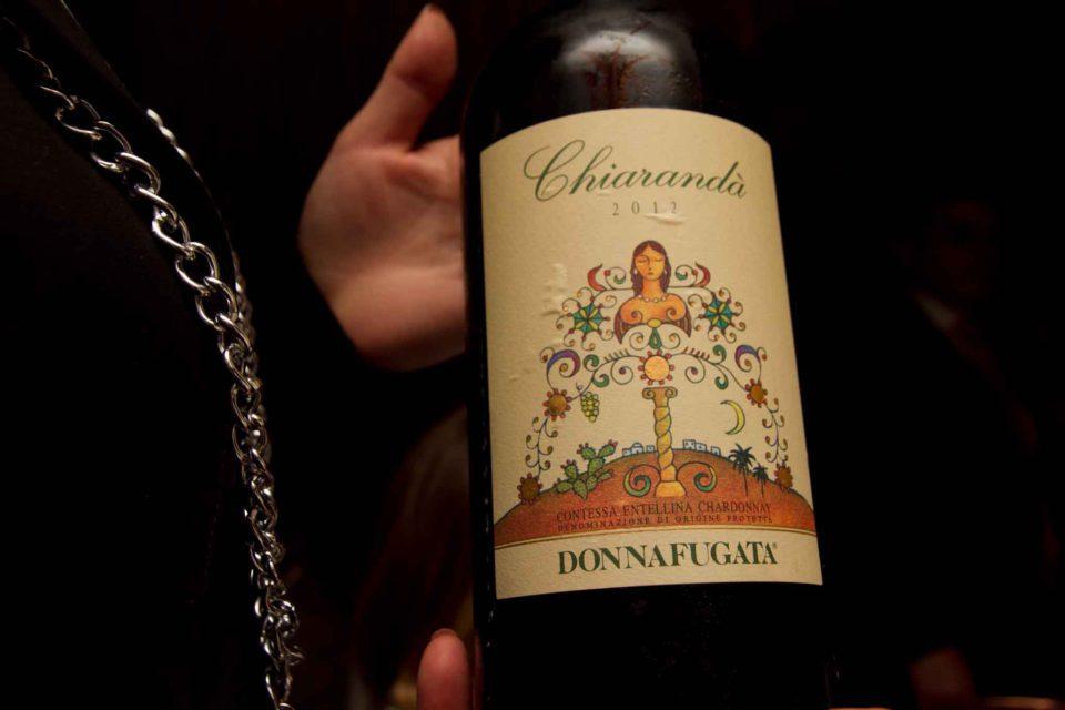chiarandà donnafugata vino bianco
