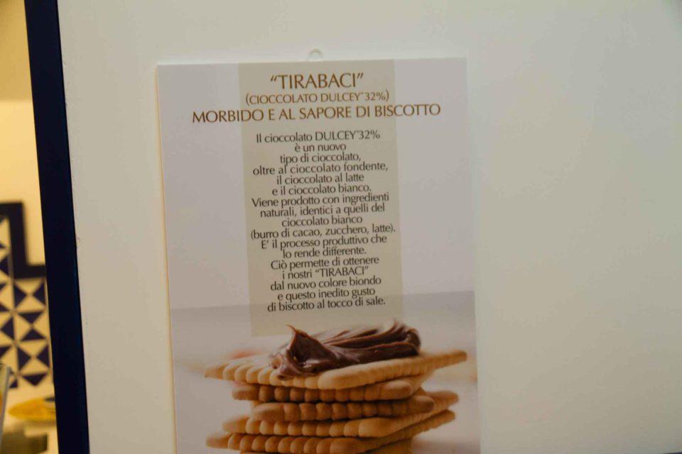 cioccolato Dulcey Sal De Riso