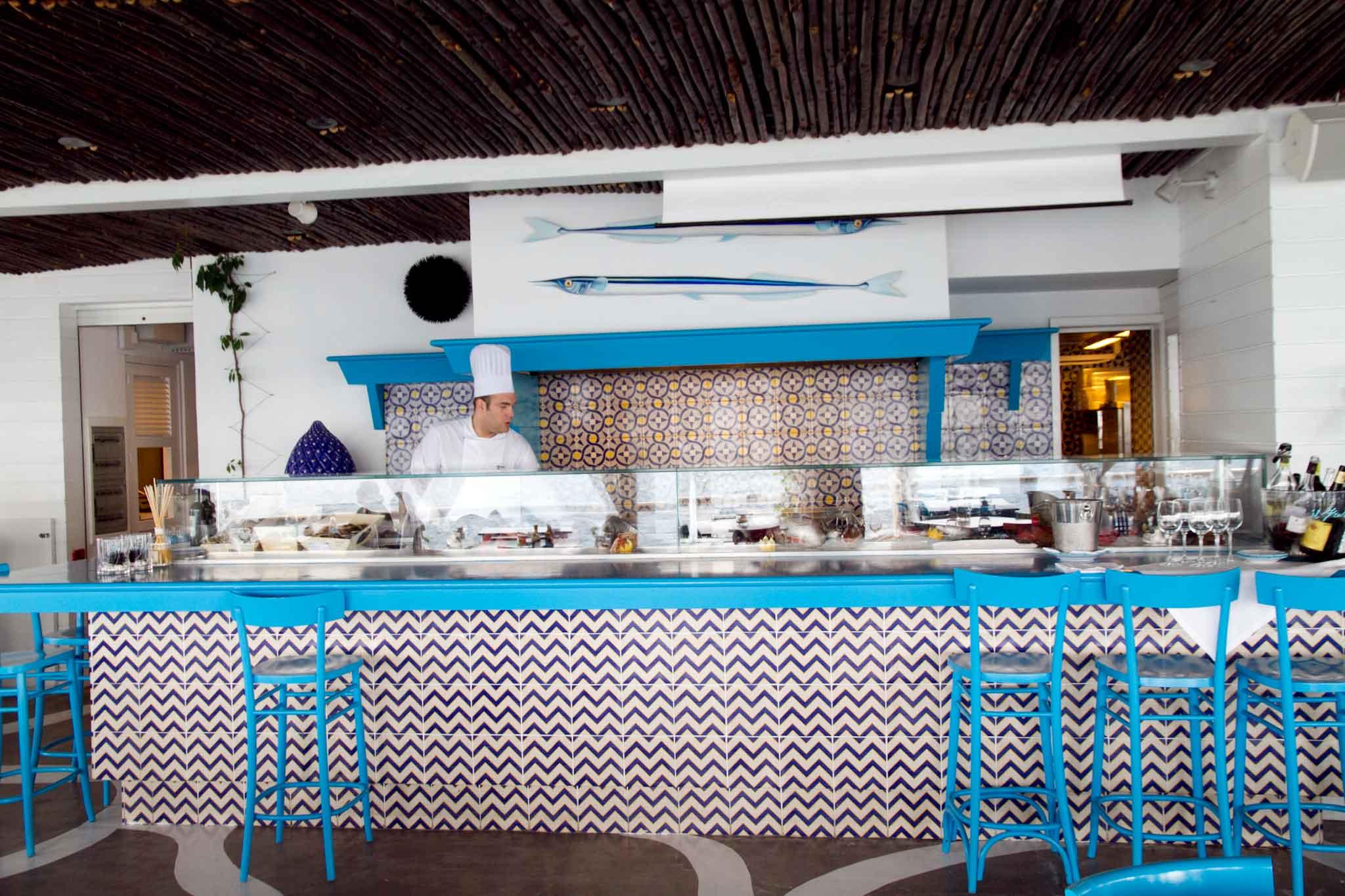 cucina Riccio Capri