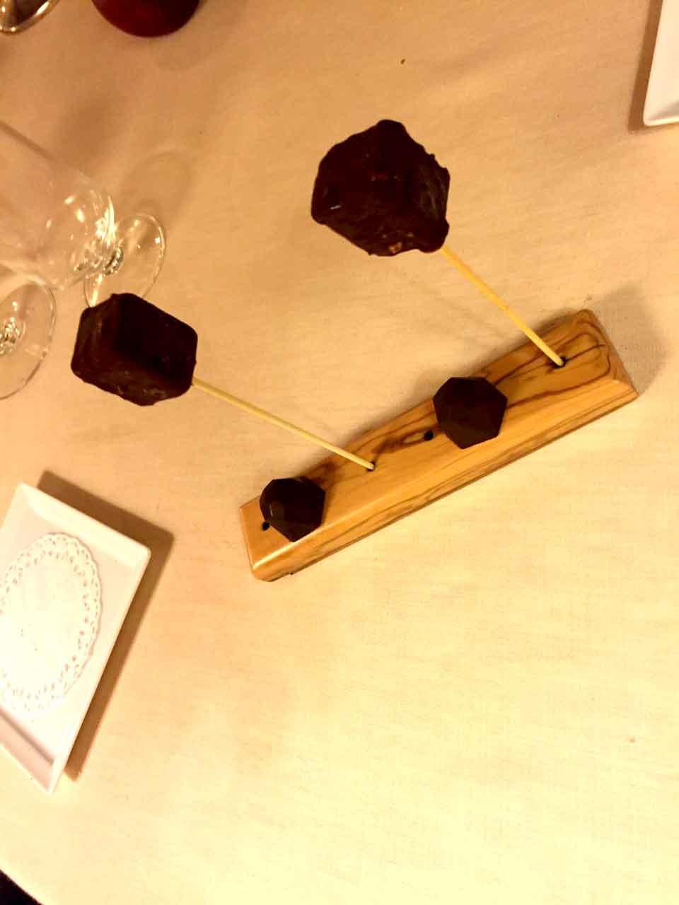 da caino dolce cioccolato