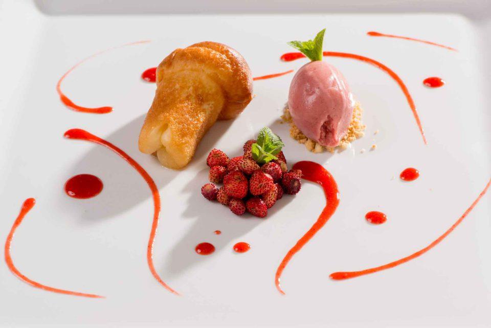 dessert babà
