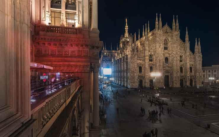Milano 22 Dehors Mozzafiato Per Un Aperitivo All Aperto