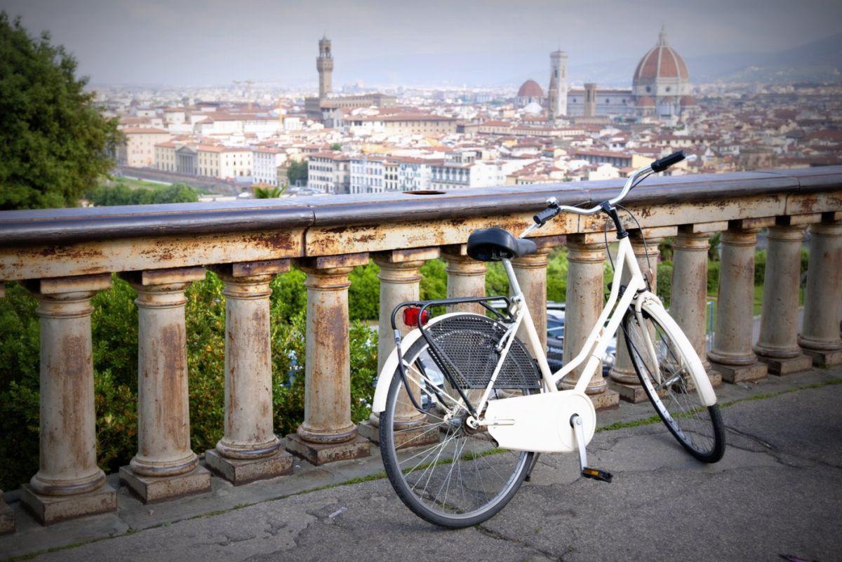 firenze bicicletta