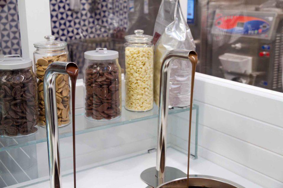 fontane di cioccolato Sal De Riso Minori