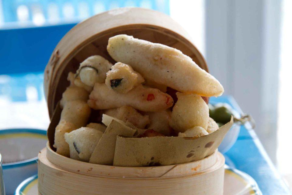 fritti napoletani RIccio Capri