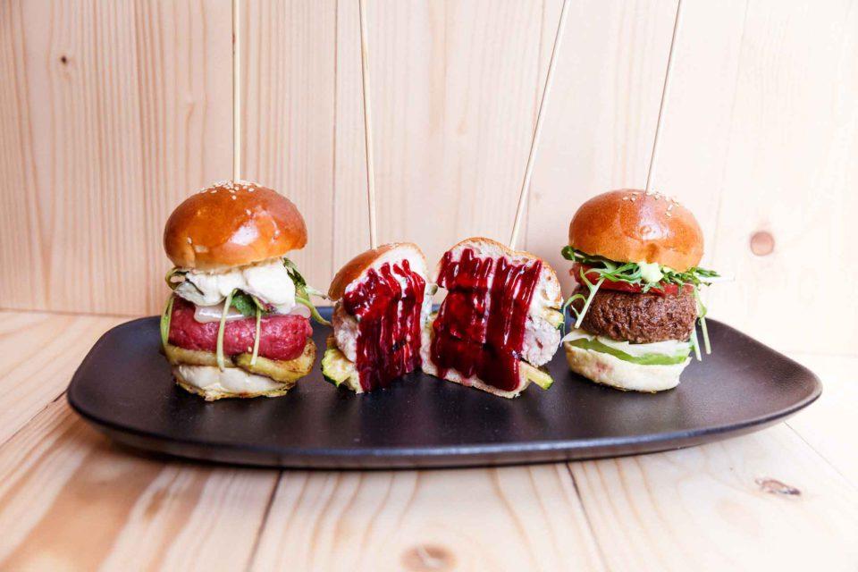 hamburger 12 morsi Francesco Sposito