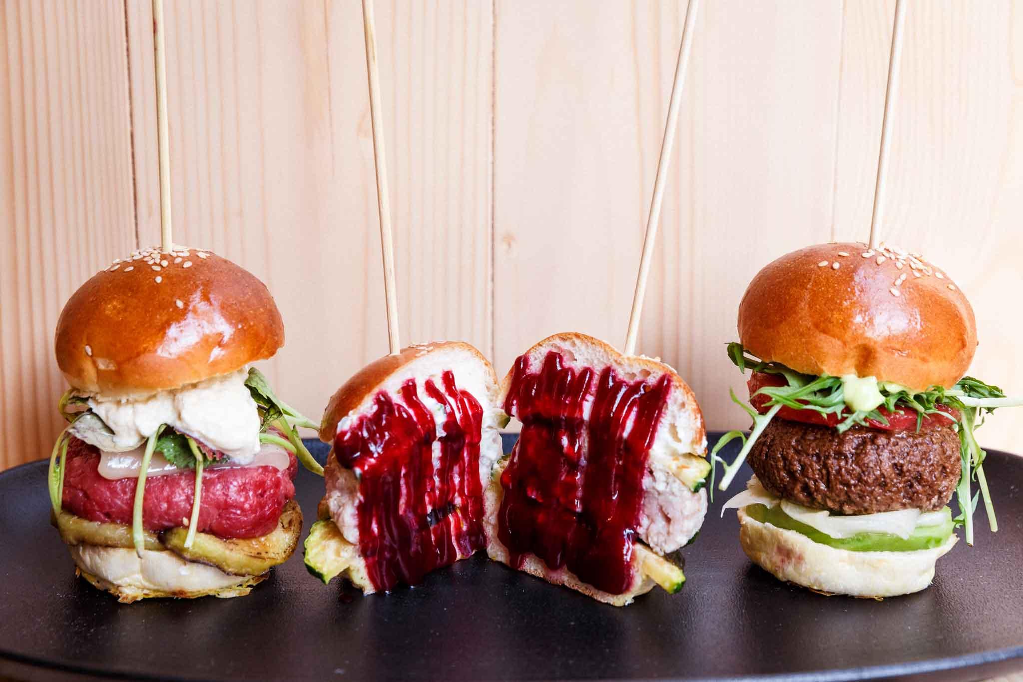 hamburger 12 morsi special
