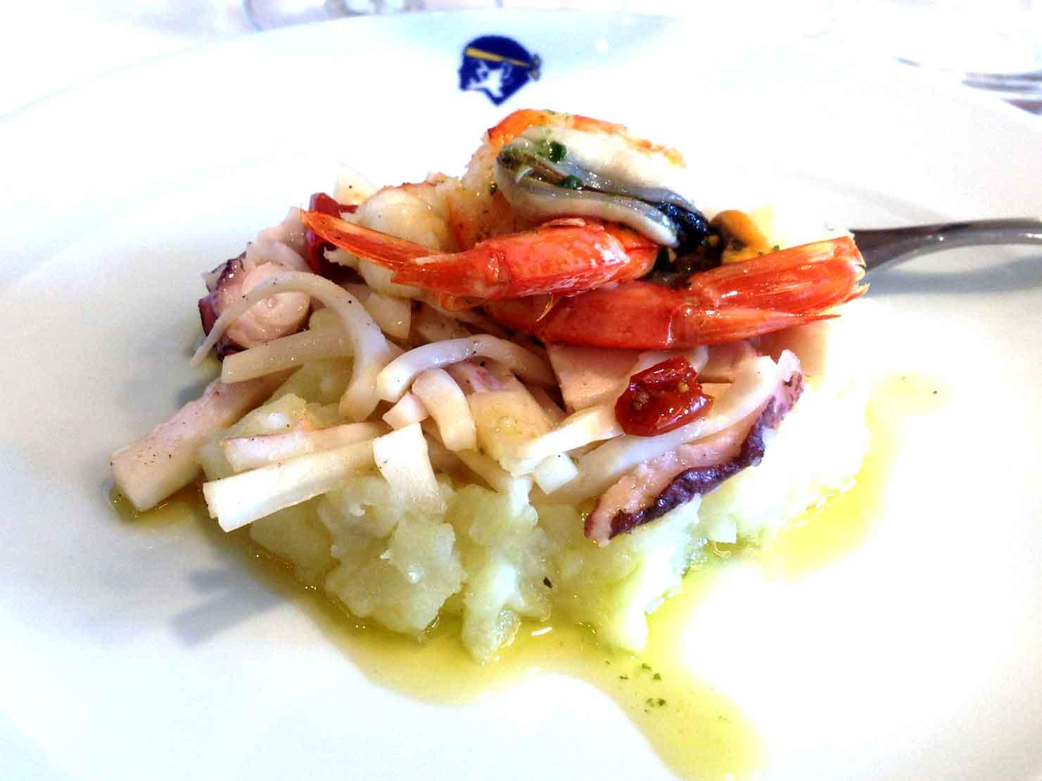 insalata mare corciera corsica