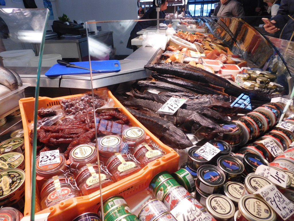 mercato riga lettonia