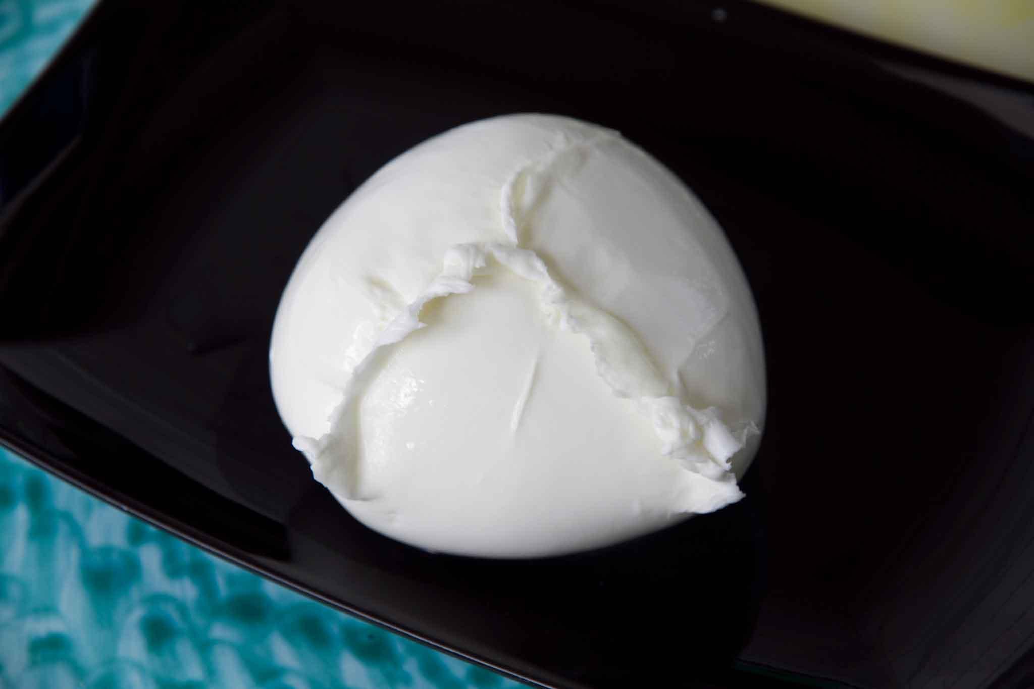 mozzarella Fattoria Pagliuca