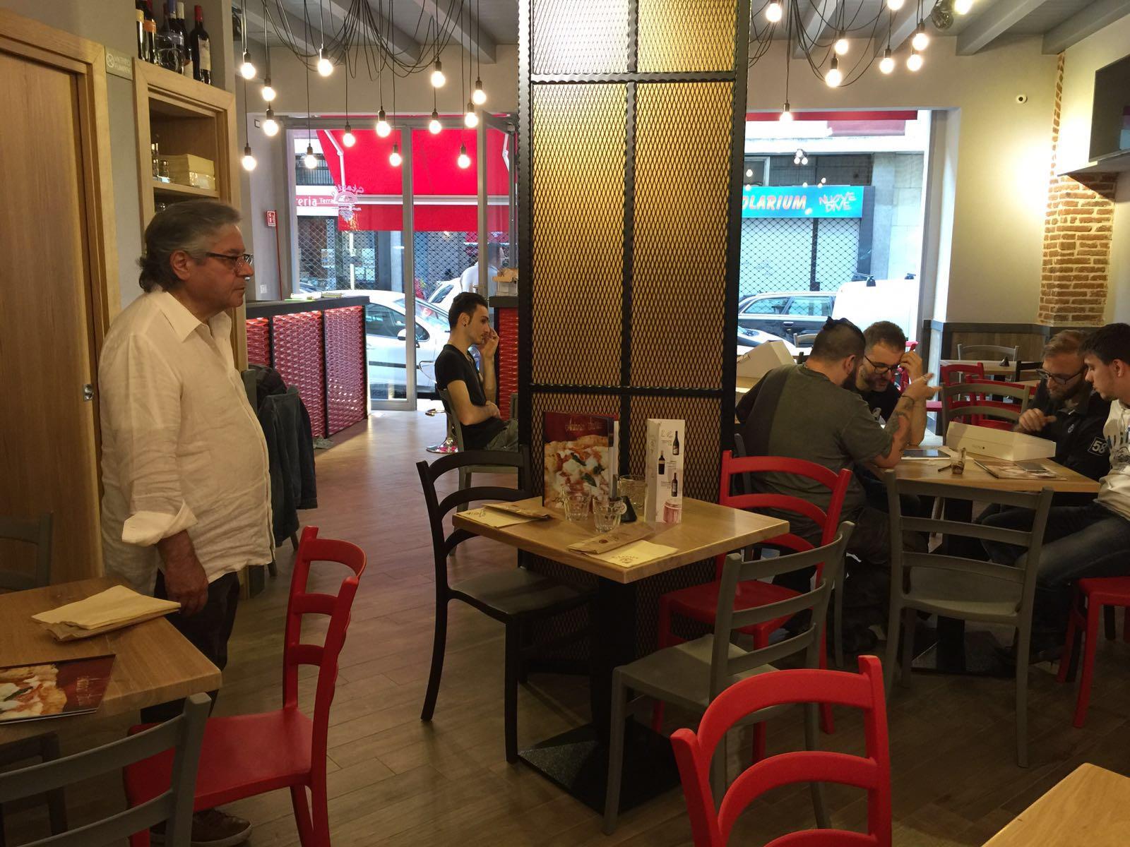 nuova pizzeria Starita Milano 2