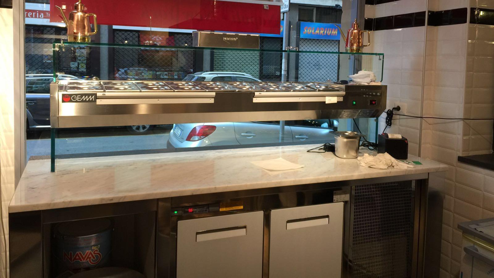 nuova pizzeria Starita Milano 6