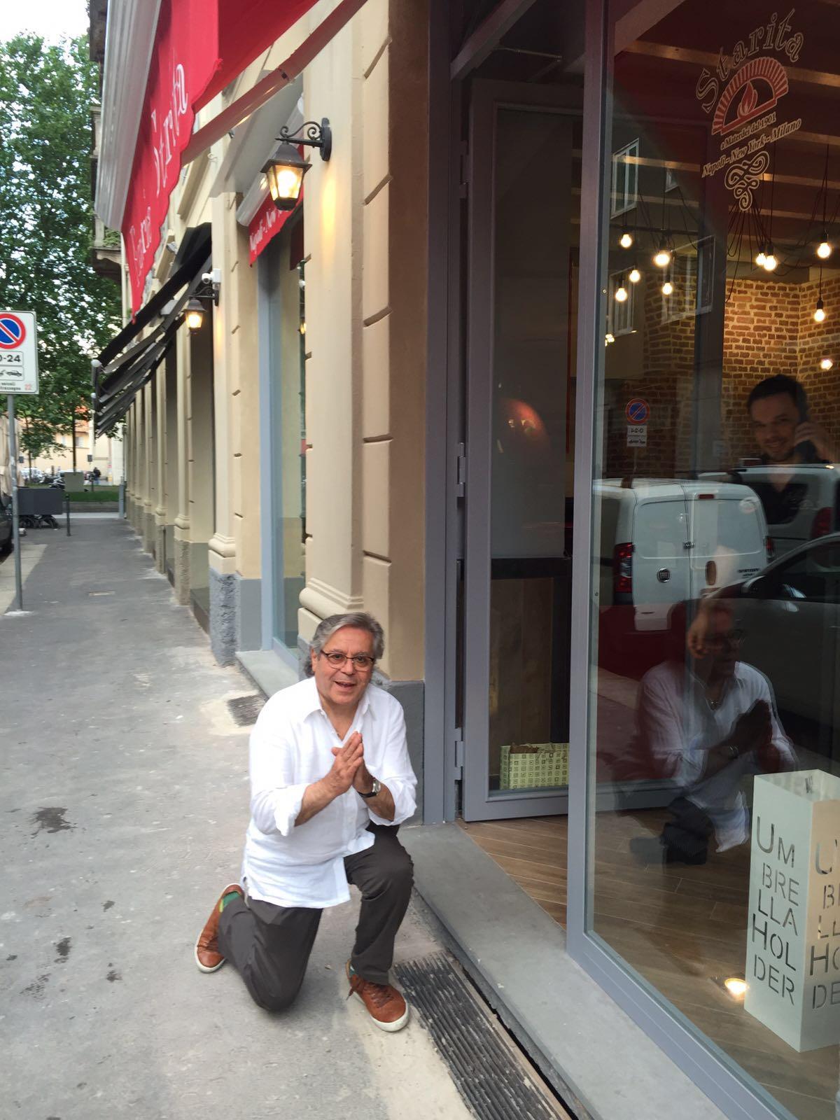 nuova pizzeria Starita Milano