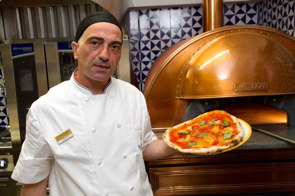 pizza Diodato Pironti