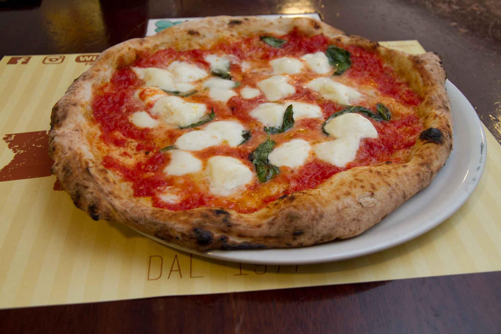 pizza Gaetano Genovesi