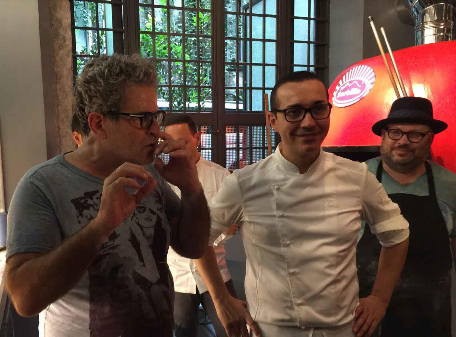 pizza Gino Sorbillo Masterchef israele 4