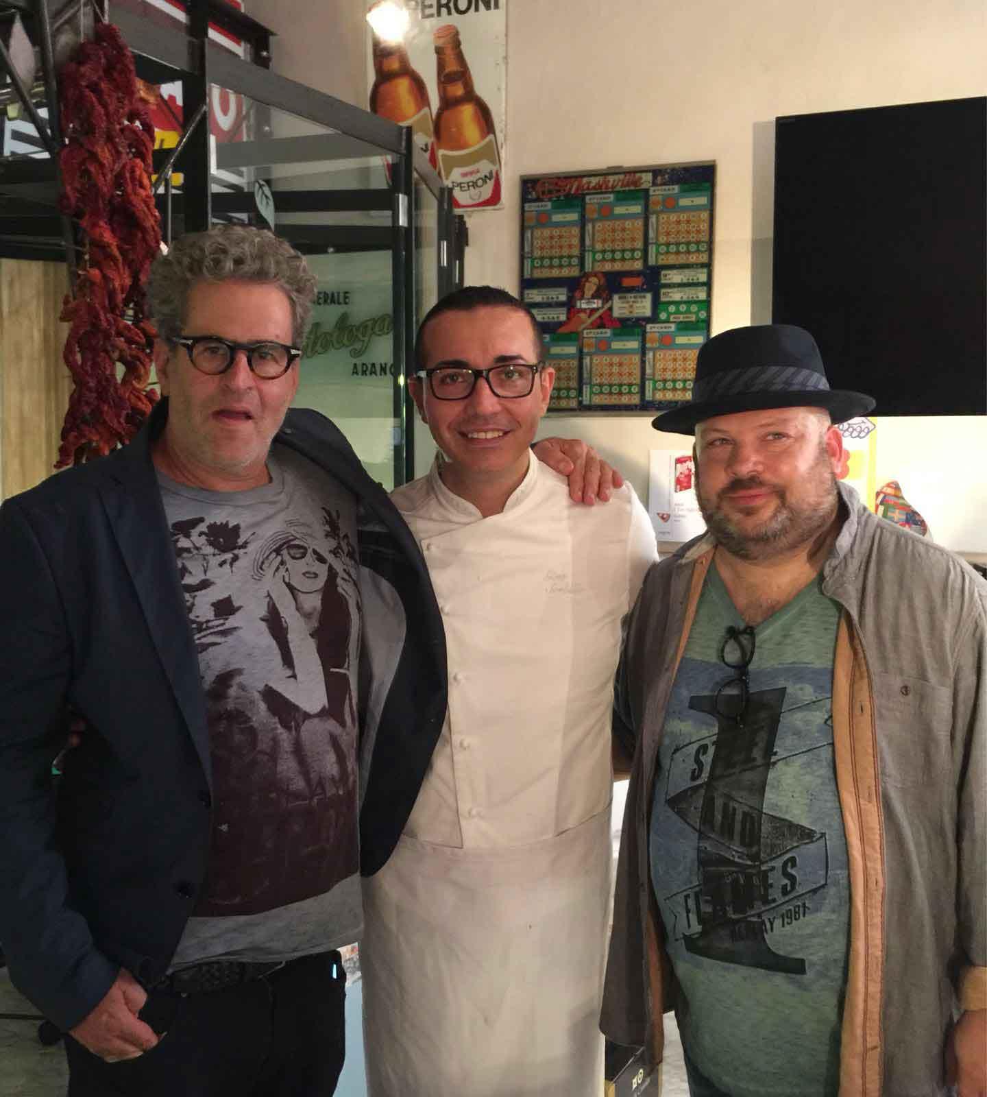 pizza Gino Sorbillo Masterchef israele 5