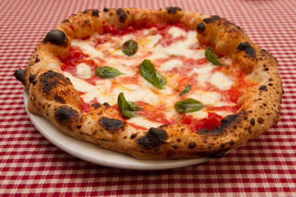 pizza Margherita Sammarco maggio 2015