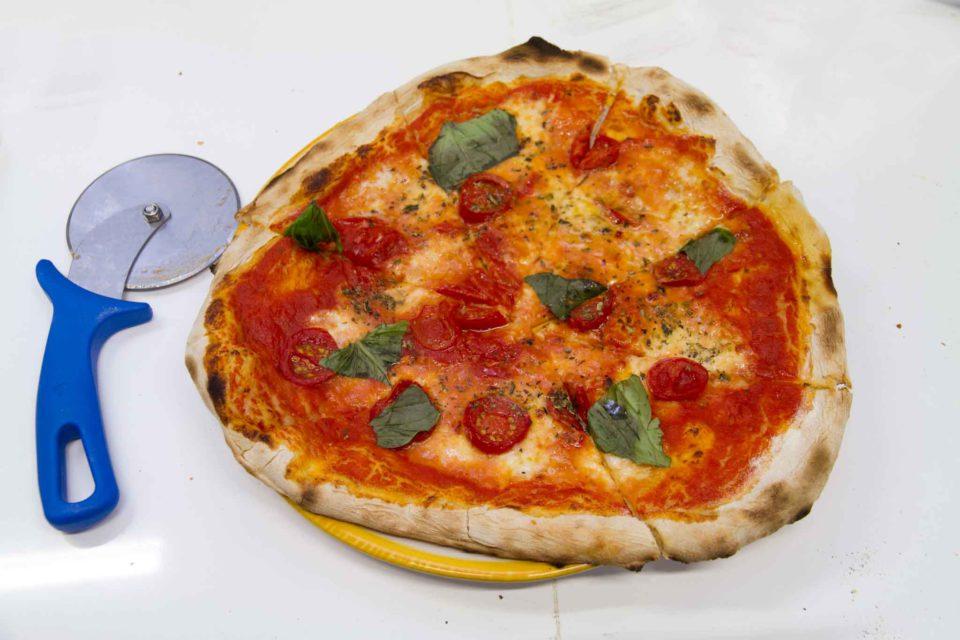 pizza Sal De Riso Minori