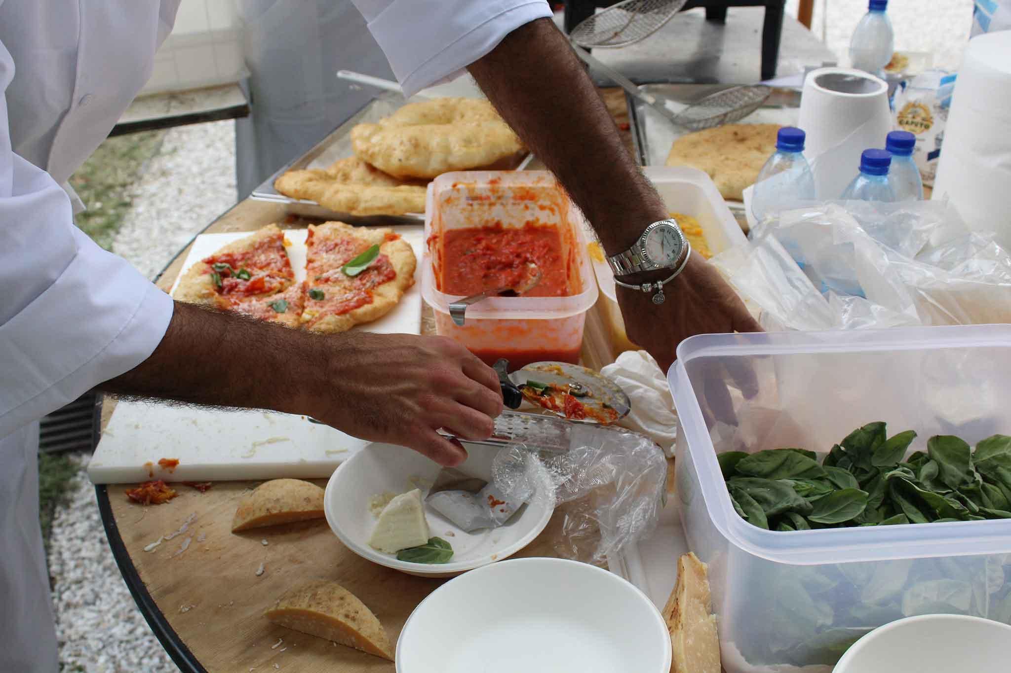 pizza montanara bologna