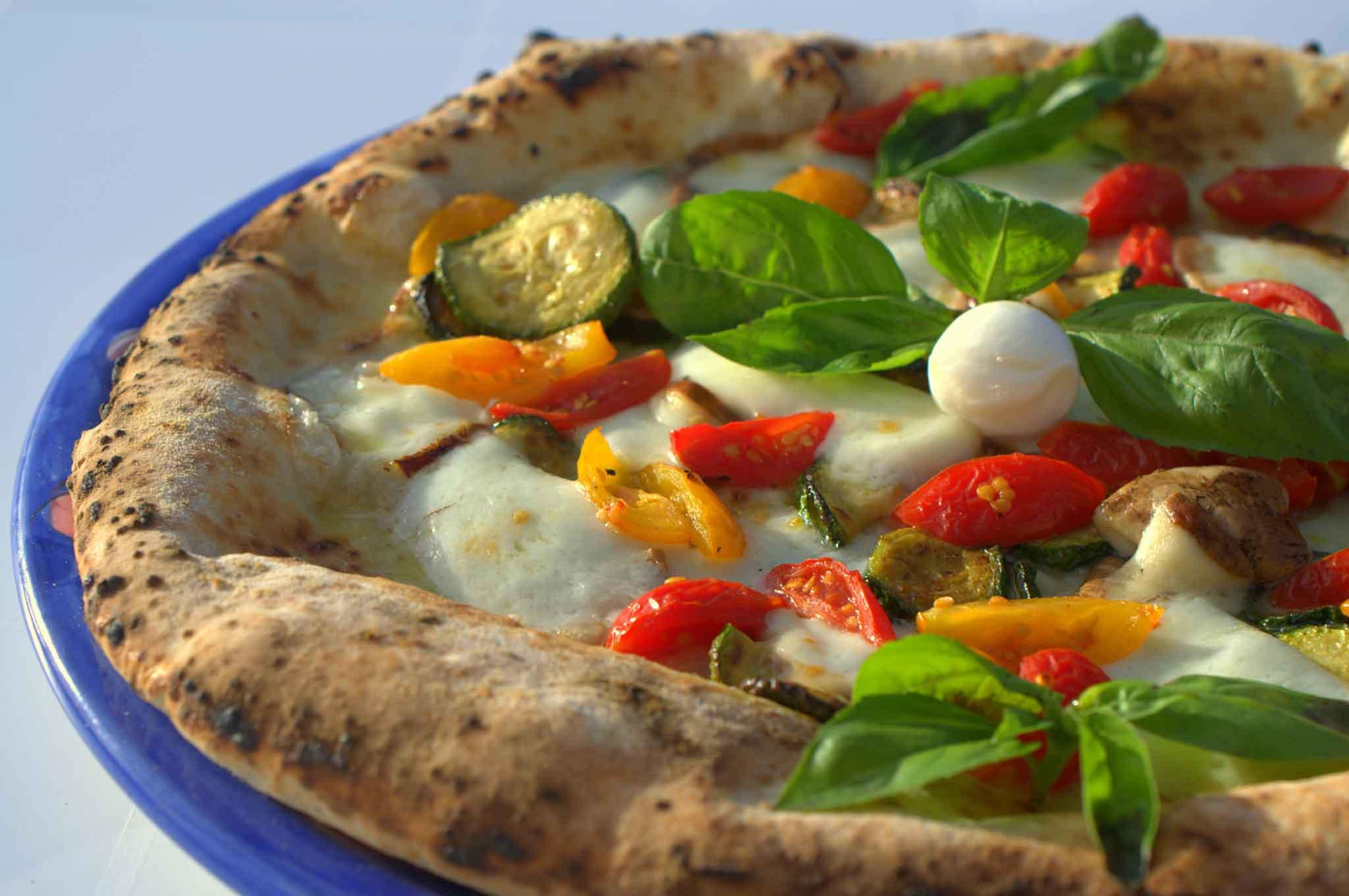 pizza-nerano- zucchine antonino esposito