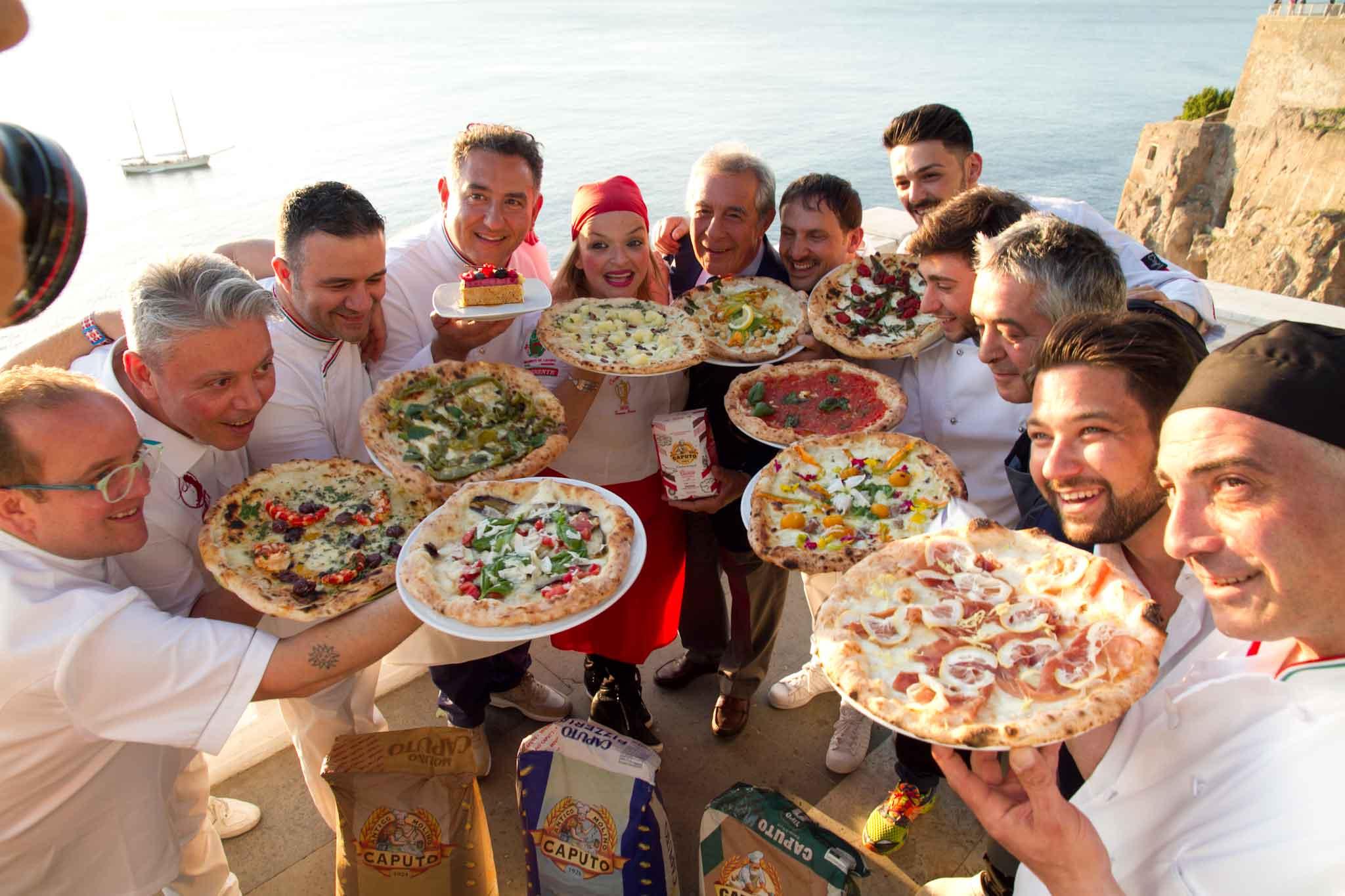 pizzaioli mare estate
