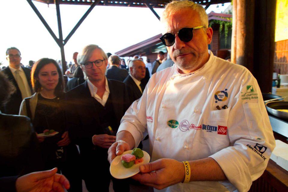 scabin zucchini scapece festa a vico