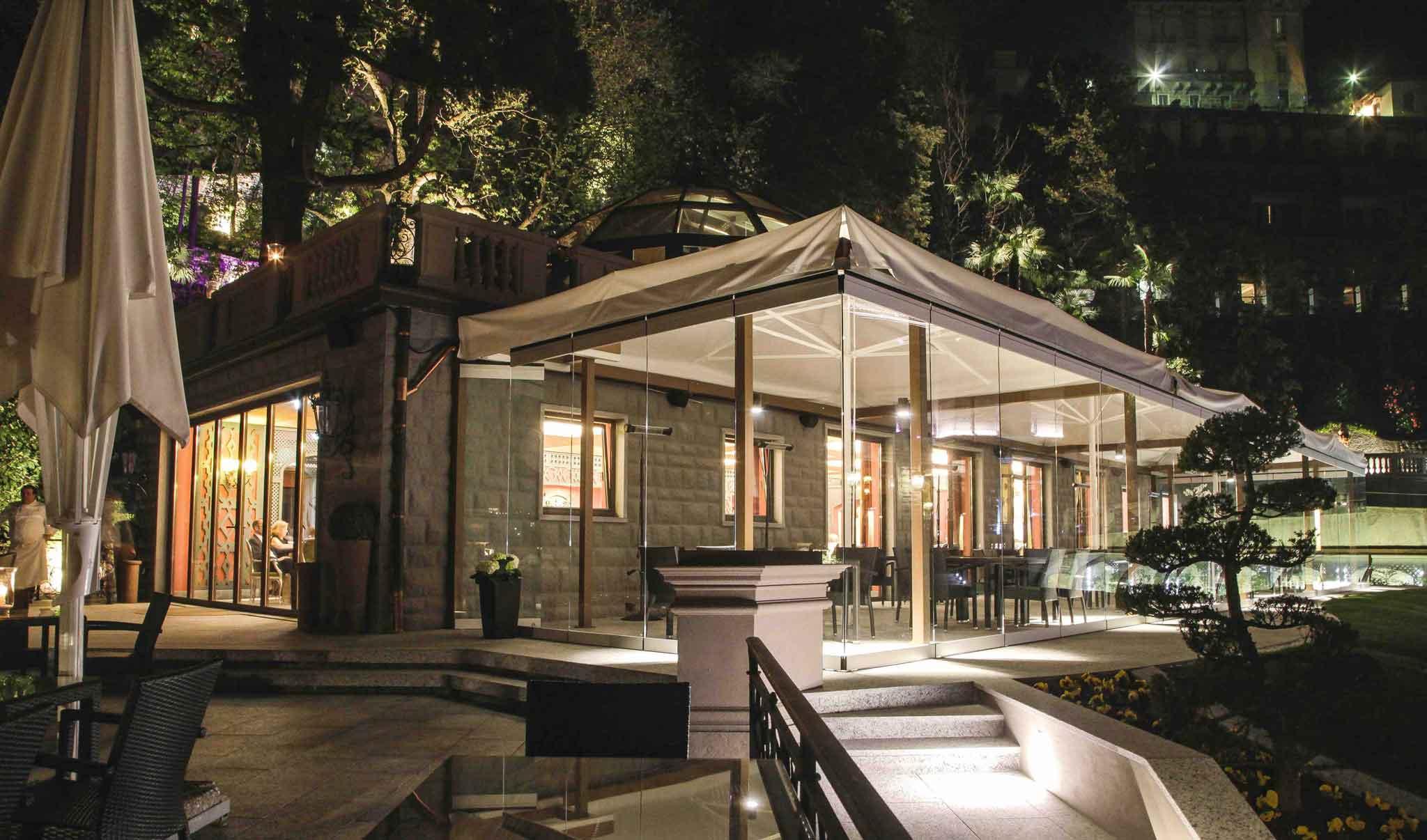 ristorante Orangerie CastaDiva
