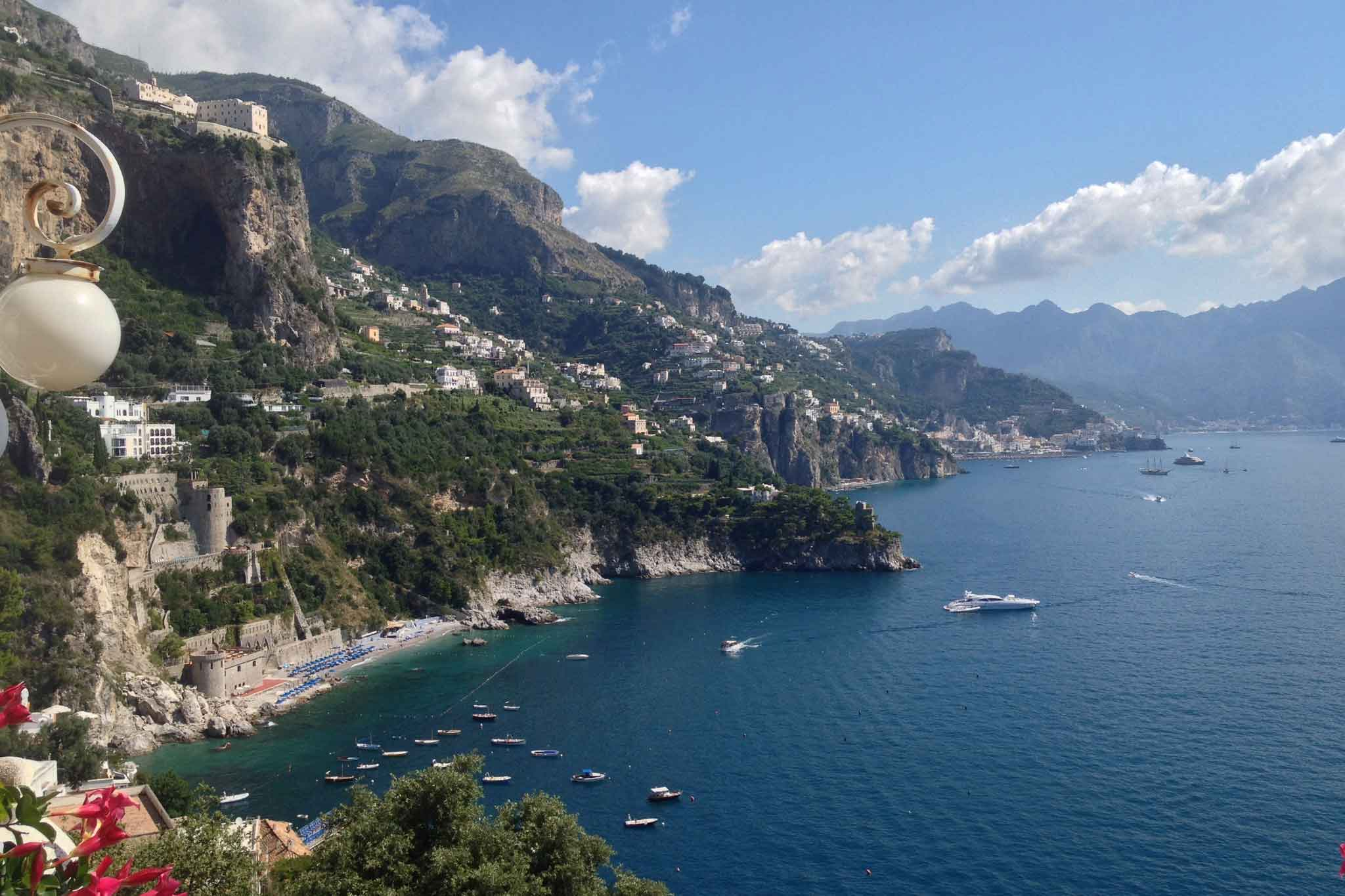 Costiera Amalfitana Conca dei Marini