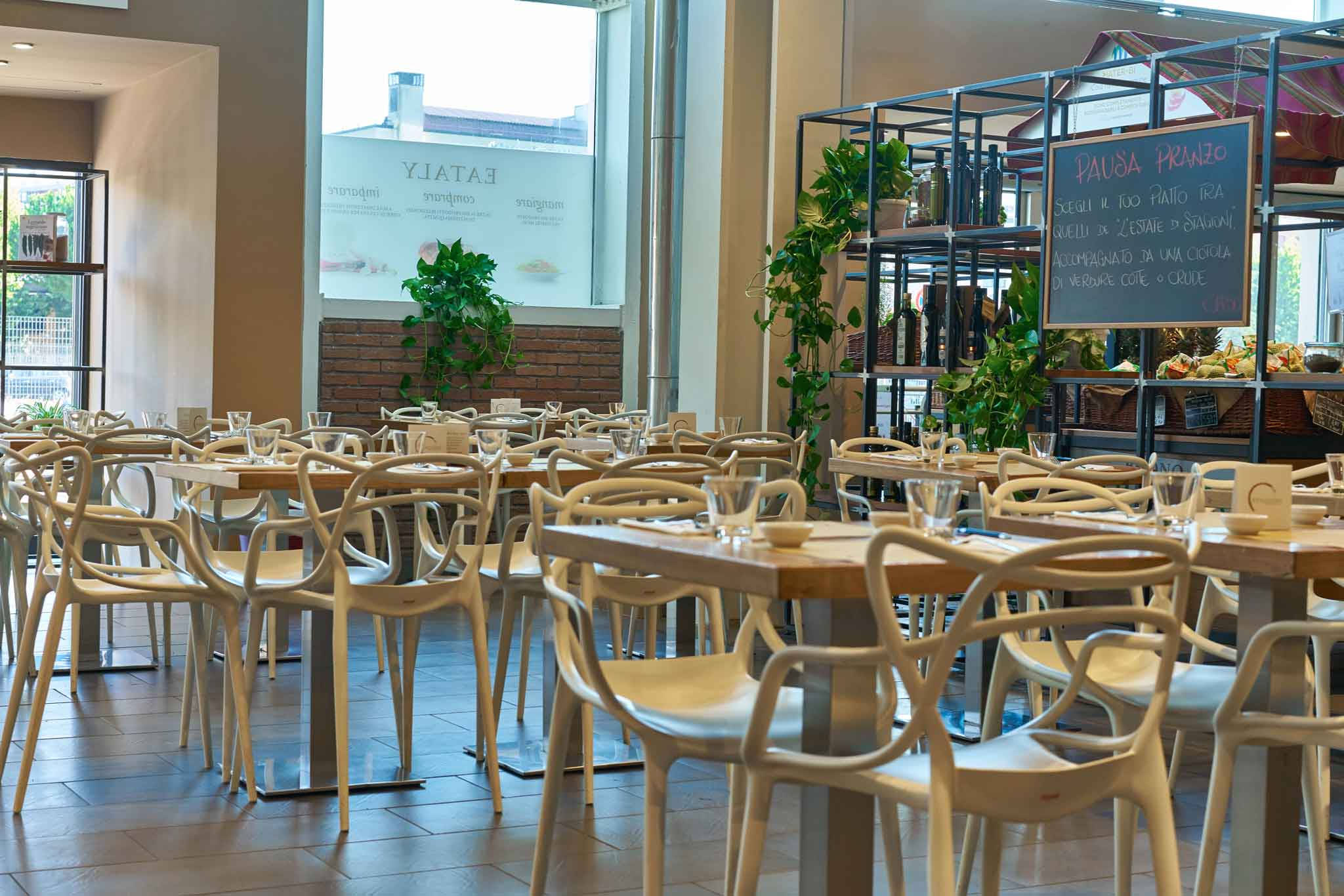 Eataly Roma ristorante Stagioni
