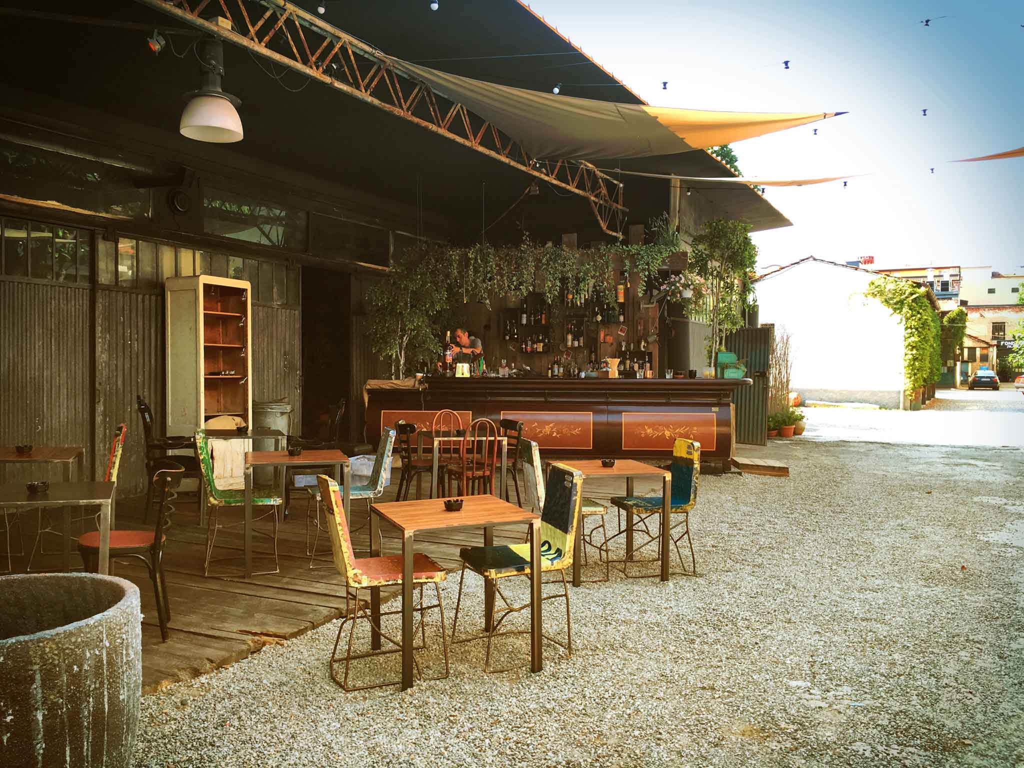 Officina Cocktail Bar