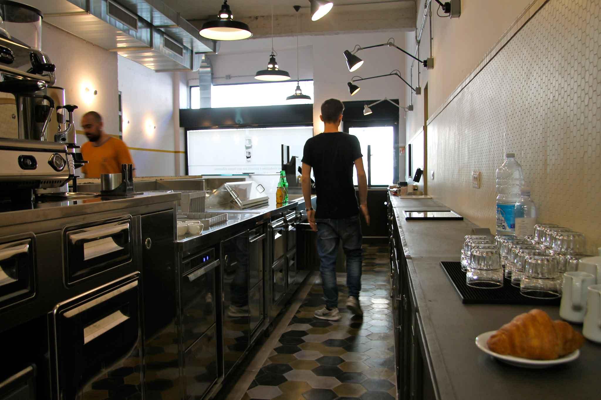 Milano pav apre break nuovo locale da colazione a porta for Nuovo locale milano