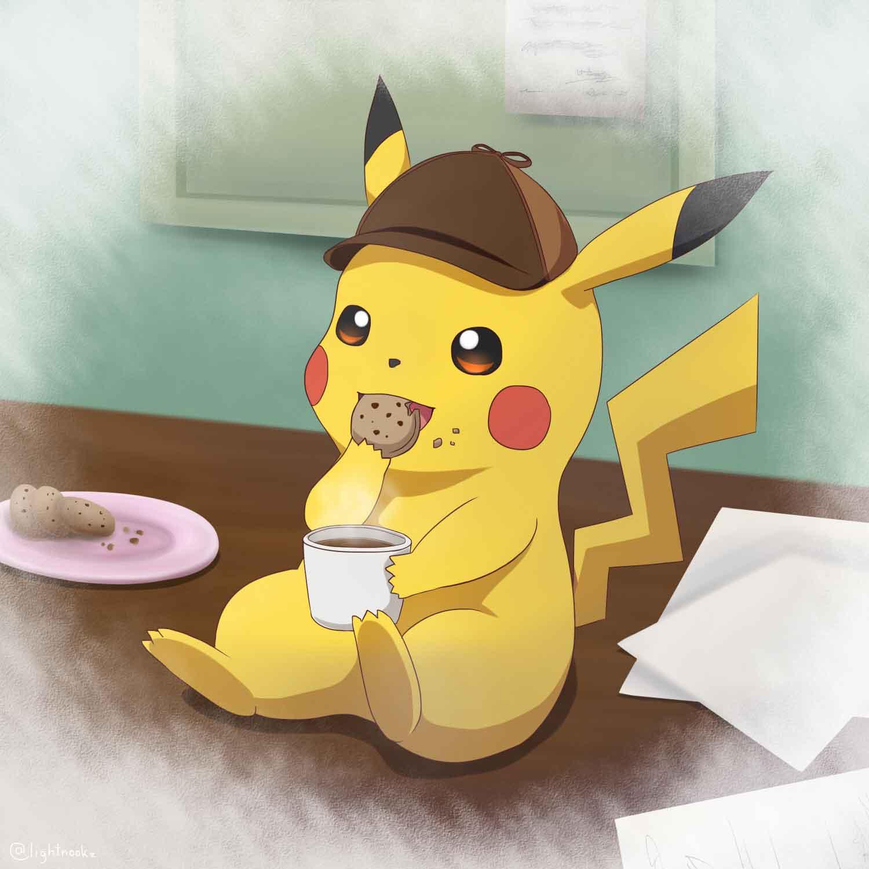 Pikachu biscotti