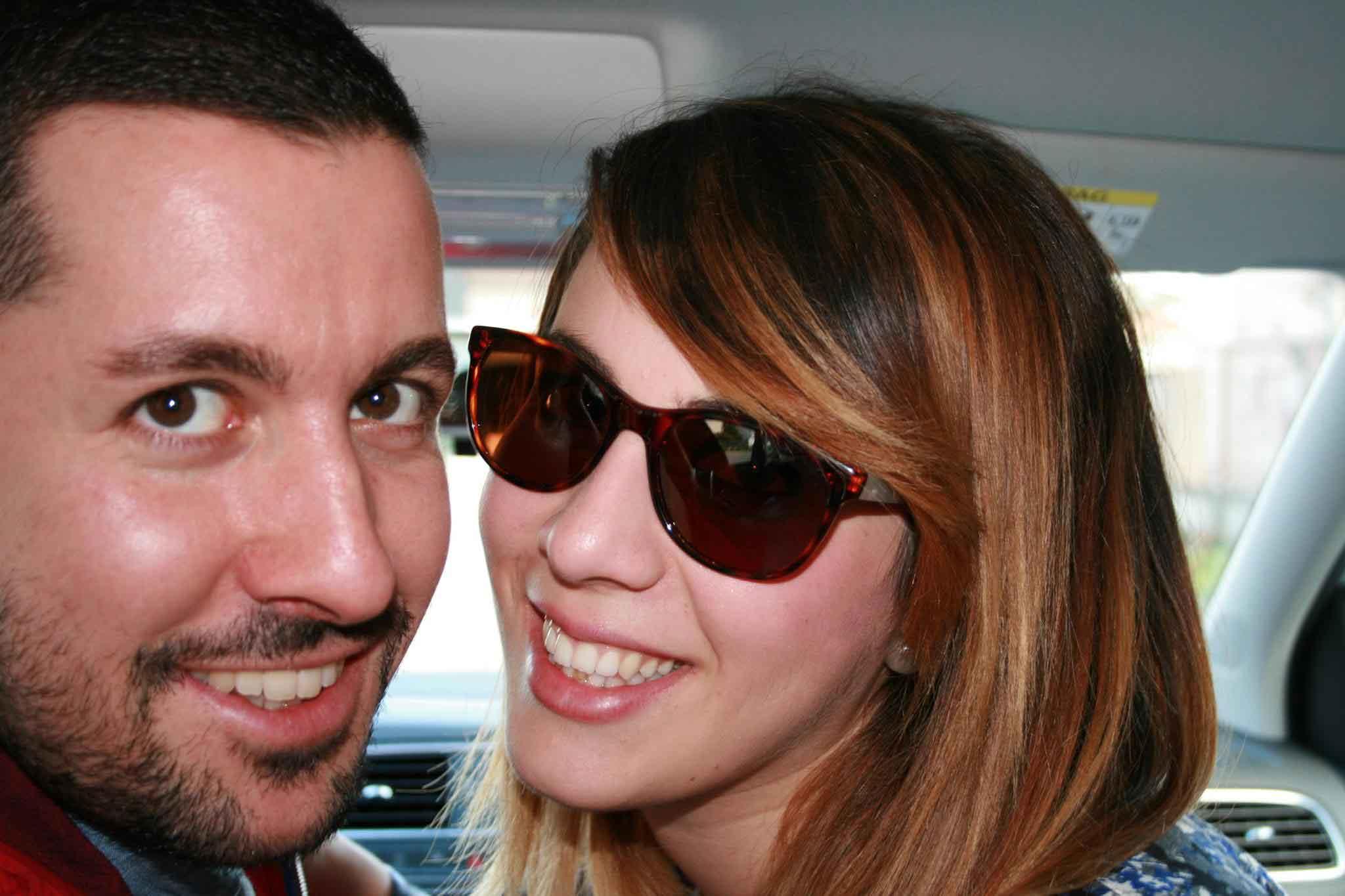 Rosita e Fabio