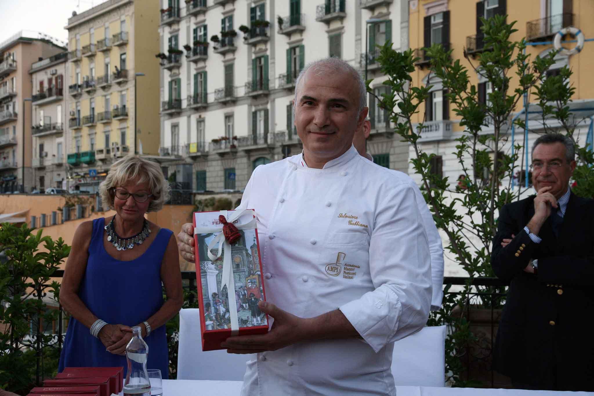 Salvatore Gabbiano Premio