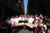 La pizza di Gino Sorbillo non è solo moda nonostante Dolce e Gabbana a Napoli