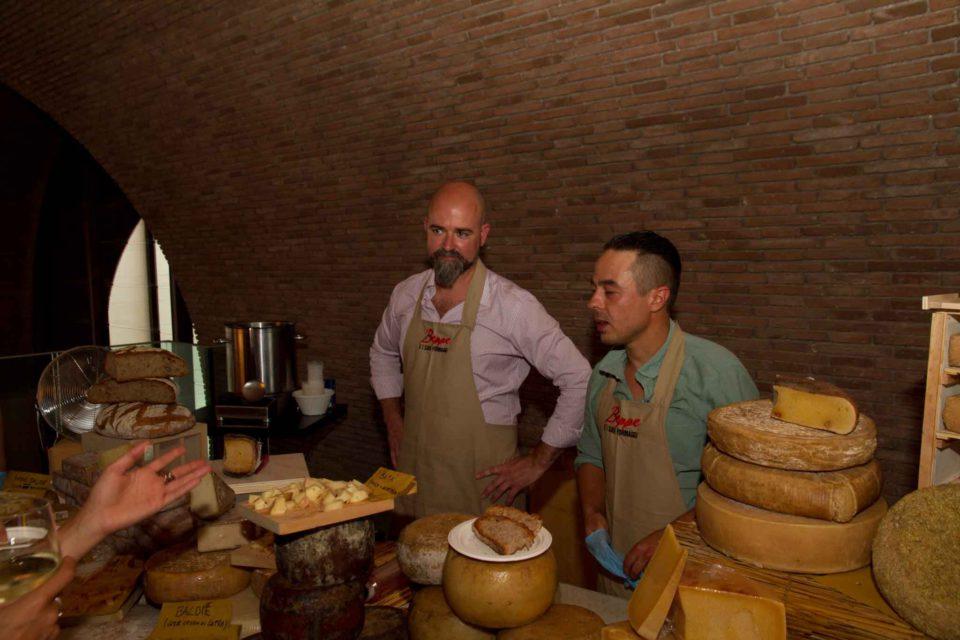 beppe e suoi formaggi roma mercato centrale