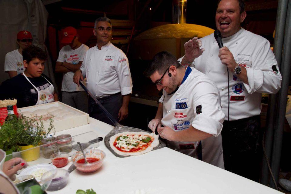 carlo sammarco lezione pizza 7