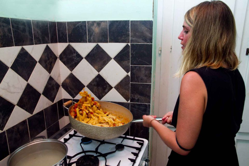 come mantecare la pasta
