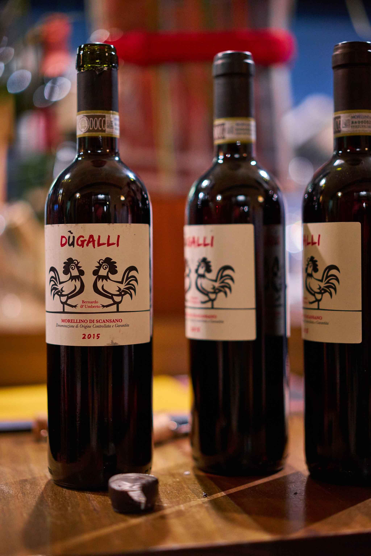 du galli vino bio settembrini