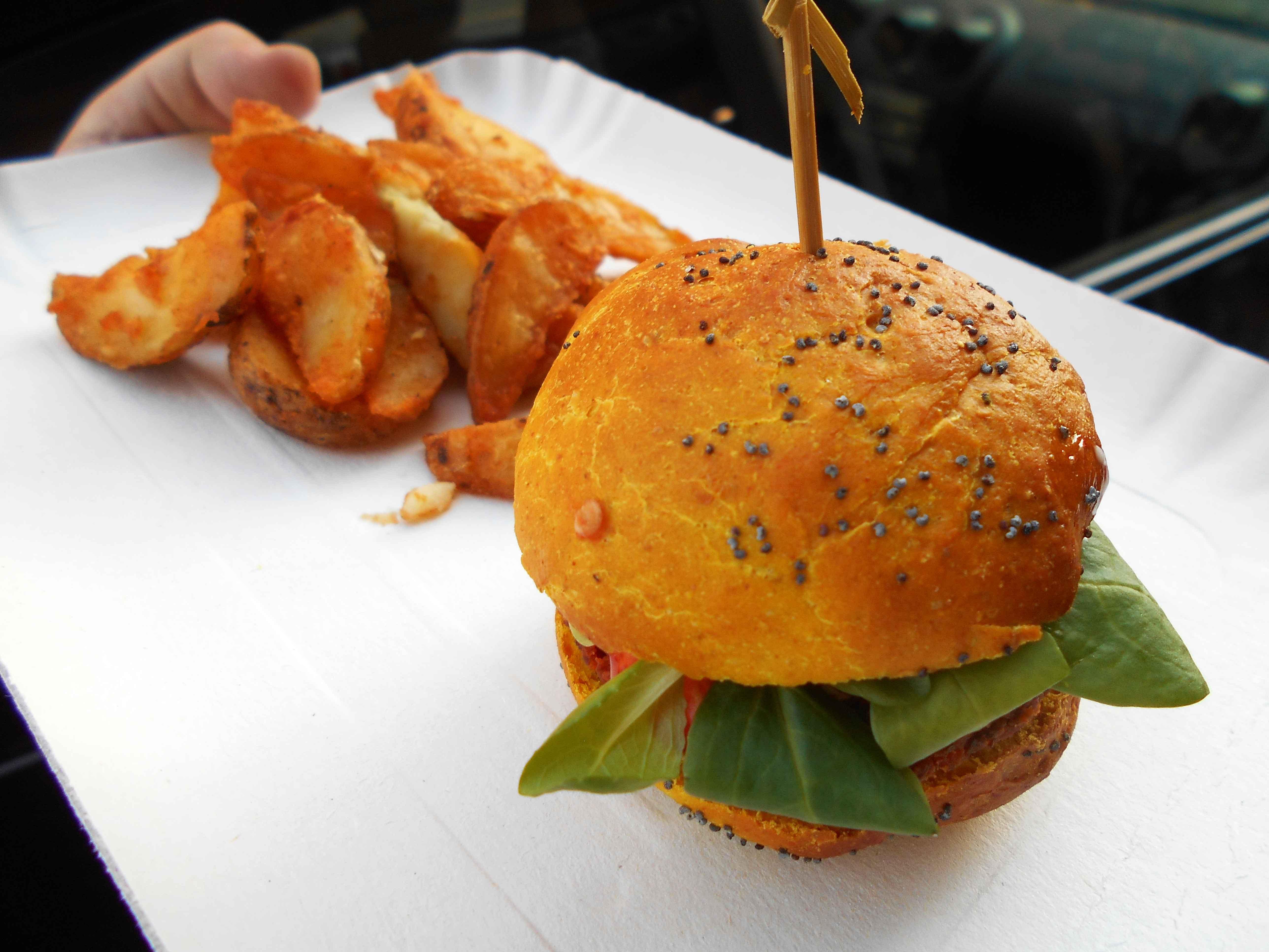 folwer burger mini milano