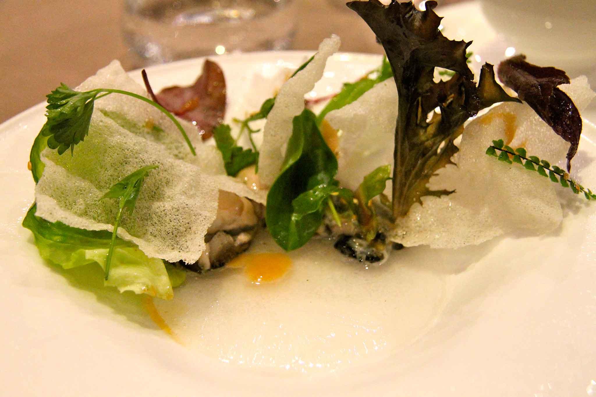 insalata ostriche scabin